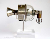 Image of anaesthetic inhaler